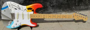 Fender Standard Stratocaster front