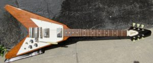 Gibson Flying V Custom Shop front