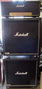 Marshall 4*12.