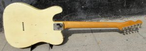 Fender telecaster back