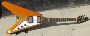 Epiphone Flying V front
