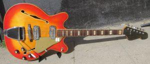 Fender Coronado front.
