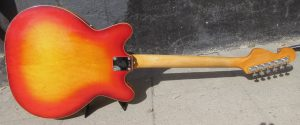Fender Coronado back.