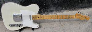 Fender Telecaster front.