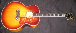 Gibson J 200 front.