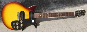 Gibson Melody Maker front