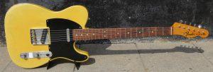 Fender Telecaster front