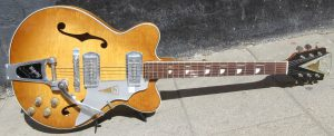 Kay Jazz II front.