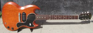 Gibson SG Jr front.